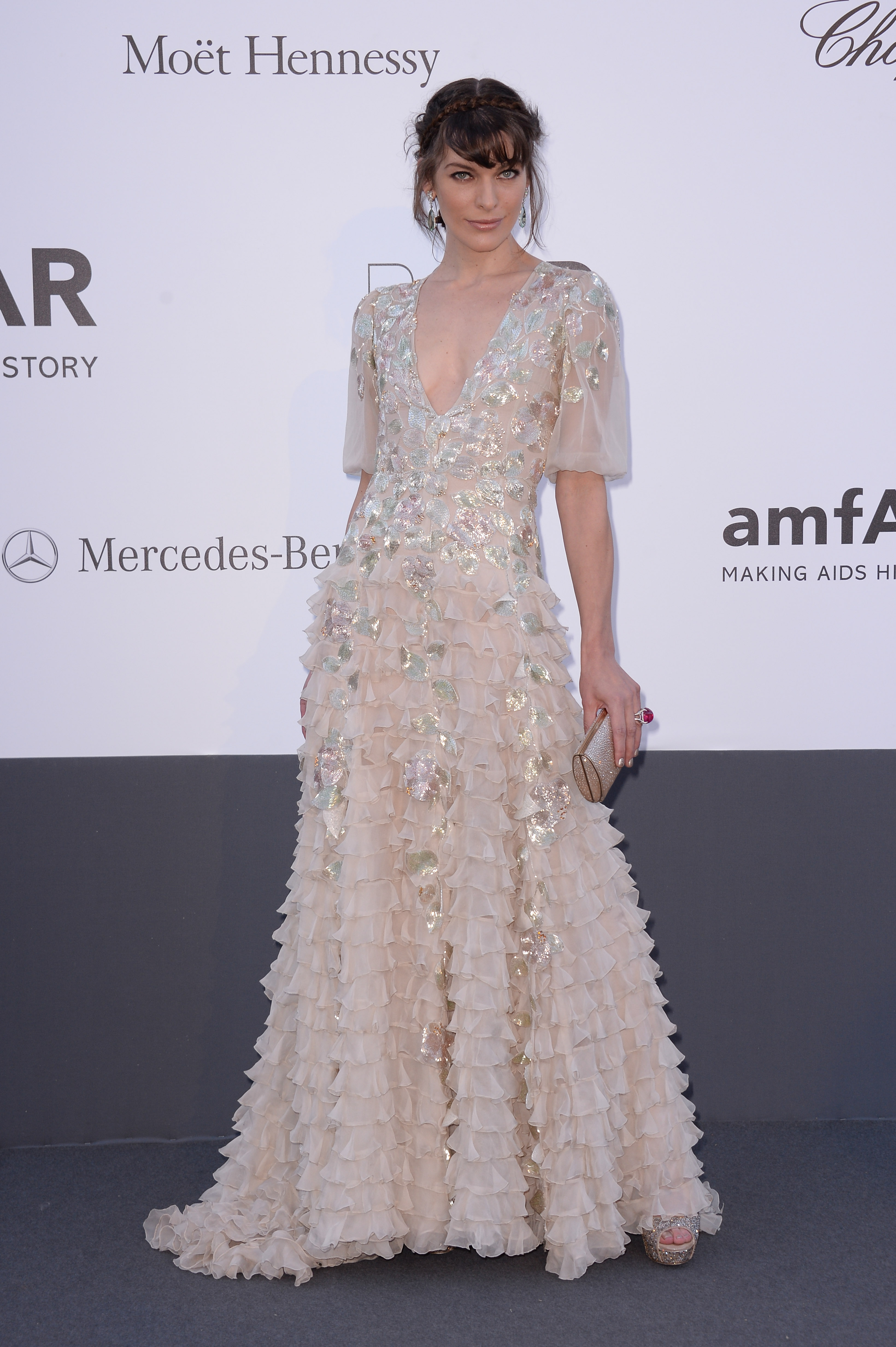 Mo 235 T Amp Chandon The Official Champagne Of The Amfar Gala