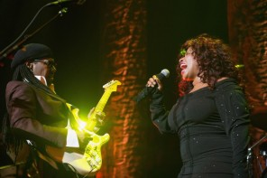 Nile Rodgers and Chaka Khan Rocks 'We Are Family Foundation' 2015 Gala