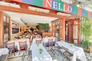Dining at Nello Restaurant