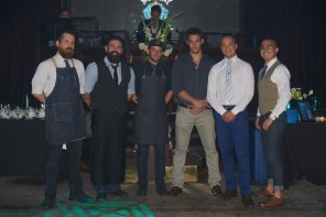 BOMBAY SAPPHIRE's 9th Annual Most Imaginative Bartender Competition