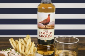 Pairings: Famous Grouse Whisky x Lobster Rolls