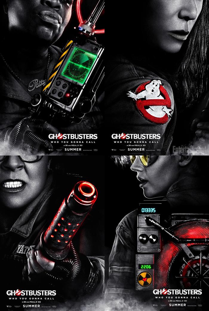 WATCH: 'Ghostbusters' Reboot Movie Trailer